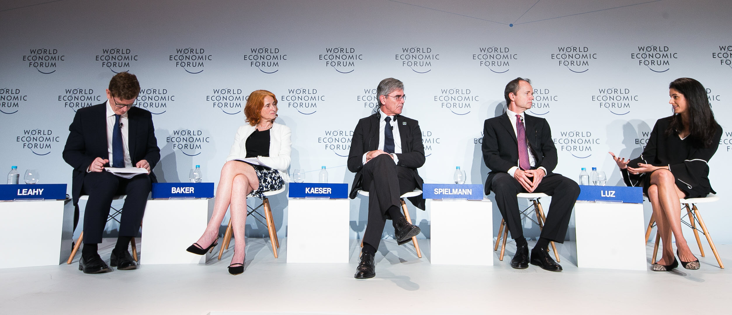 CPPIB Latin America head talks infrastructure at WEF - Panel